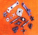 Bajaj Re Front Wheel Spares