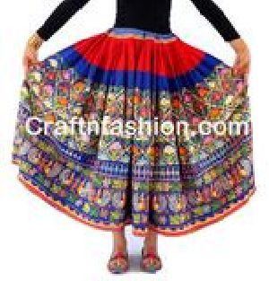 Antique Banjara Tribal Skirts Womens Skirt