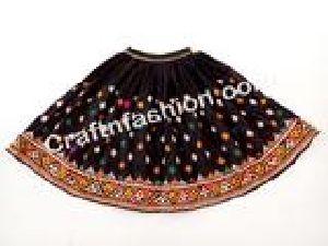 Authentic Banjara Hand Embroidered Skirt