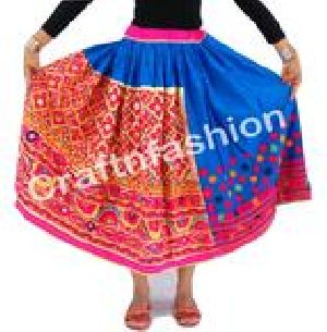 Indian Navratri Banjara Skirt