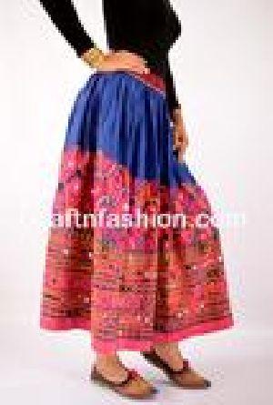 Tribal Kuchi Banjara Skirt