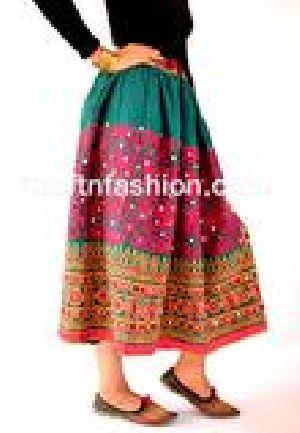 Vintage Gypsy Banjara Latest Kutchi skirt