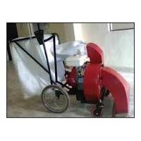 Sweeping Machine Vacuum System