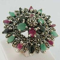 Victorian Ring - 9