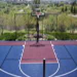 Inter-locking Modular Sports Flooring