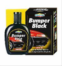 Car Care - Bumper Black