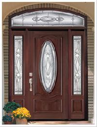 molded fiberglass doors