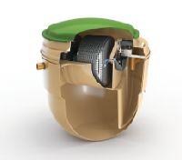 Biodisc Domestic Sewage Treatment Plant