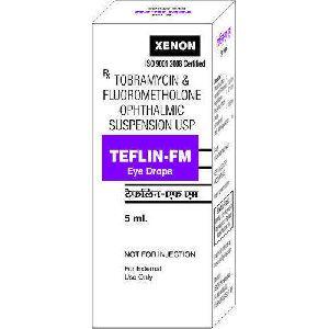 Teflin- Fm Eye Drop