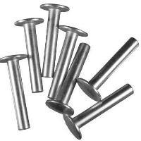 Aluminium Semi Hollow Rivets