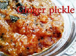 Ginger Pickle