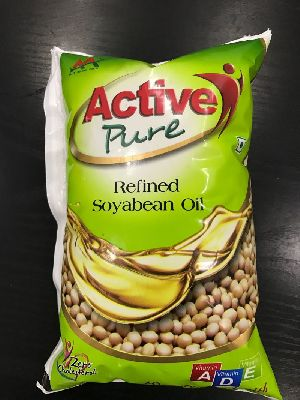 Active Pure Refined Soyabean Oil