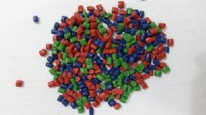 Multi Colored PP Granules
