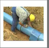 Pvc Pipeline Jointing Services