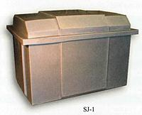 Bulk Containers With Lids