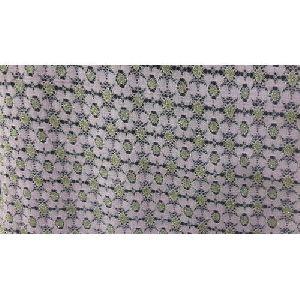 Zari Spandex Fabric