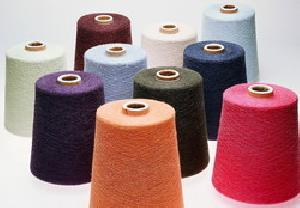 Melange Cotton Yarn