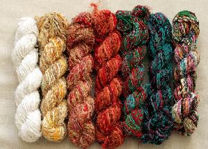 Recycled Yarn - Manufacturers, Suppliers & Exporters in India