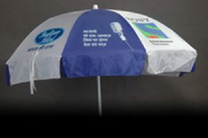 Self Standing Garden Umbrella