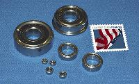 Precision Metric Ball Bearings