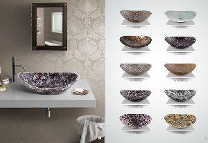 radiant wash basin
