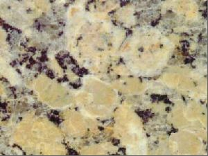 Amarillo Extremadura Granite Slab