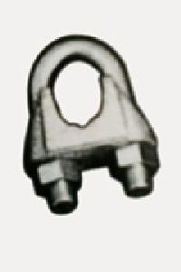 malleable wire rope clips