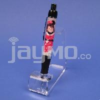Acrylic Pen Display Stand - Holds 1 - #9001