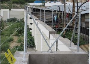 Solar Security Fencing System