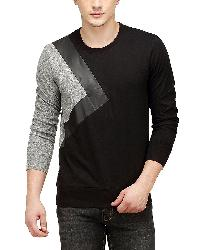 Mens Round Neck Full Sleeve T-Shirts
