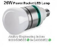 26W Power Rocket Lamp