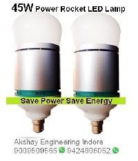 45W Power Rocket Lamp