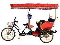 Caiman E Rickshaw