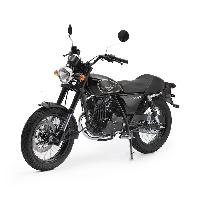 Caiman Pio 125 budget motorcycle