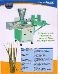 4g speed agarbatti making machine