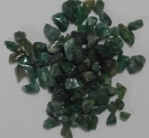 Green Stone Chips