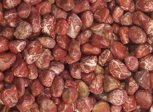 Natural Red Pebble Stones