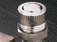 Threaded Aluminum Caps For Threaded Flared Fittings - Asc Series