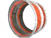 Steel Baffle Silicone Coated Fiberglass