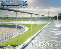 05 7310 Crl Grs Taper-loc Dry Glaze Glass Railing System