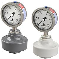 All Stainless Liquid Filled Gauge