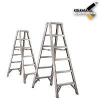 Aluminium Double Step Ladder