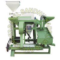 Mini Dal Milling Machine