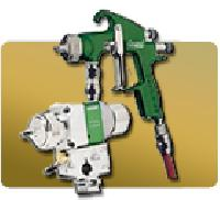 Industrial Spray Finishing Equipment