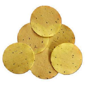 Aloe Vera Chana Garlic Papad