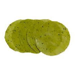 Aloe Vera Green Chilli Papad