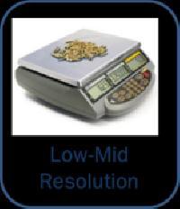 Low-mid Resolution Balances