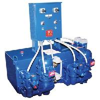 Type LRV-S Low Return Vacuum Steel Heating Unit Vacuum Pumps & Produce