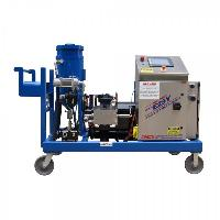E25v Aqua Miser Boss Water Blasting Equipment
