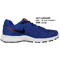 Nike Men's Blue Mesh Running Shoes